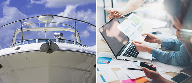 The Yacht Management Process